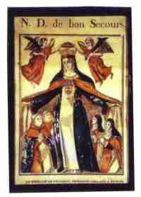 Notre Dame de Bon Secours. Epinal XVIIIème