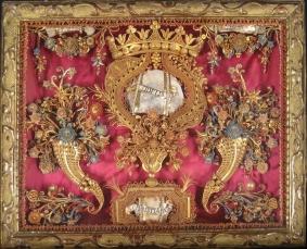 Relique de st Fidèle. Grenoble XVIIIème