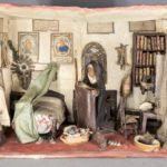 Cellule de nonne - Cellule d'augustine, XVIIIe