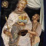 Ste Elisabeth de Hongrie. Nancy XVIIIe