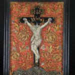 Crucifix miraculeux. Clarisses de Chambéry XVIIIe