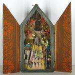 Boîte de Ste Reine. Alise 1840