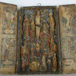 Boîte de Ste Reine. Alise XVIIe
