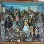 Couple de nobles avec leurs saints patrons, Carmel, Provence, fin XVIIIe